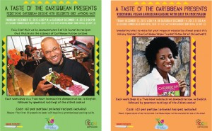 Redefining Caribbean Cuisine - Chef Anthony Mair And Taymer Mason
