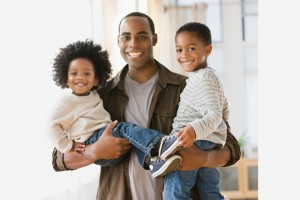 Myth Of The 'Absent' Black Dad Refuted