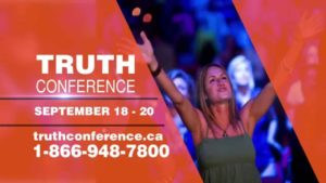 Dr. Vibe Shared At The Truth Conference 2015