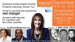 The Truth Conference 2015 - Speakers