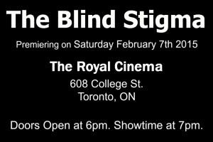 The Blind Stigma