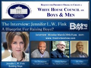Jennifer Fink - A Blueprint For Raising Boys